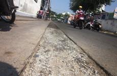 Điện lực Sài Gòn nhận trách nhiệm và xin lỗi vì thi công đào đường cẩu thả