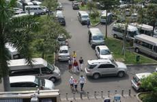 Đề xuất lập bãi đậu taxi trước ga quốc tế sân bay Tân Sơn Nhất