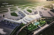 Dự án Sân bay Long Thành được bố trí 11.490 tỉ đồng, chỉ mới tiêu được 300 tỉ đồng