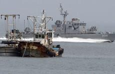Hành động lạ của quân đội Hàn Quốc sau khi bắn cảnh cáo tàu Triều Tiên