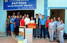 Hà Nội: Tặng mái ấm cho đoàn viên khó khăn