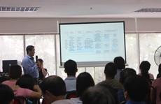 Công ty Hoàng Quân họp với cư dân về dự án HOF - HQC Hồ Học Lãm