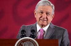 Tổng thống Mexico 'gạ bán' chuyên cơ cho ông Trump