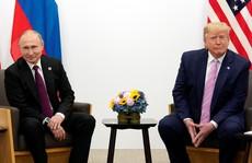 Nhà Trắng khóa chặt các cuộc gọi của ông Trump với tổng thống Nga