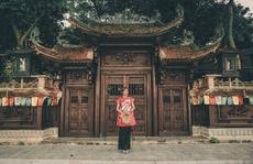 Những góc chụp ảnh quen mà lạ ở Hà Nội