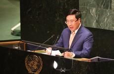 Phó Thủ tướng nêu vấn đề chủ quyền của Việt Nam ở biển Đông bị xâm phạm tại Đại Hội đồng LHQ