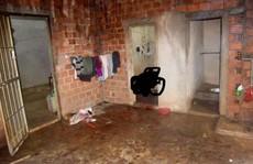 Vợ chết, chồng nguy kịch bí ẩn dưới nhà bếp