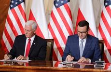 Mỹ bắt tay Ba Lan phát triển mạng 5G chặn đường Huawei