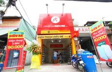 Cạnh tranh tốt, Thế Giới Di Động mở thêm loạt shop Điện Thoại Siêu Rẻ