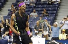 Clip: Nadal mạnh mẽ quật ngã đối thủ, vào bán kết US Open 2019