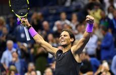Nadal cách danh hiệu Grand Slam thứ 19 chỉ một trận thắng