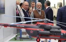 Ấn Độ thách thức Trung Quốc ở biển Đông