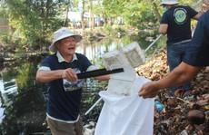 Nhân viên CEP và CNVC-LĐ chung tay bảo vệ môi trường