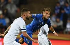 Thắng 'chung kết bảng', tuyển Ý chạm tay vào tấm vé dự EURO 2020
