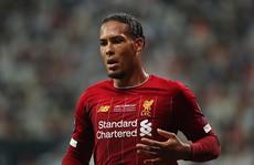Van Dijk được Liverpool tăng lương kịch trần, mơ 'Quả bóng vàng'