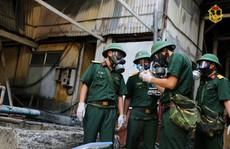 Hỏa tốc đề nghị Hà Nội báo cáo công tác khắc phục hậu quả vụ cháy Công ty Rạng Đông