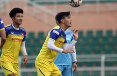 U23 Việt Nam chiến đấu vì màu cờ sắc áo