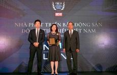 Tập đoàn Novaland được vinh danh 'Nhà phát triển bất động sản đô thị tiêu biểu Việt Nam 2019'
