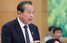 Phó Thủ tướng Thường trực Trương Hòa Bình ủng hộ Chỉ thị 12 của TP HCM về phòng, chống Covid-19