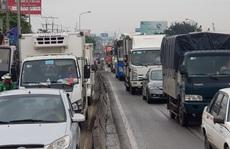 TP HCM cấm xe chở hàng vào ban ngày: Quyết tâm ắt sẽ làm được!