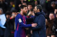Valverde sắp mất ghế về tay Xavi