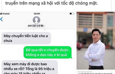 Xác minh thông tin Phó phòng Cảnh sát kinh tế Cao Bằng bị tố thu tiền bảo kê xe với số tiền lớn