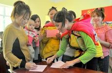 Quảng Ninh chọn người 'vác tù và hàng tổng'