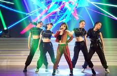 Thí sinh Nguyễn Ngọc Anh giành ngôi vị quán quân cuộc thi 'VOV's K-Pop Contest'