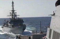 Mỹ - Nga tố tàu chiến của nhau 'tiếp cận hung hăng'