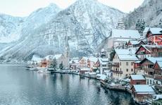 Ngôi làng đẹp nhất thế giới 'xin' khách đừng đến