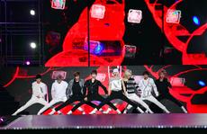 Khán giả Hà Nội 'phát cuồng' với các thần tượng Kpop