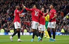Man United đại thắng, mở đại tiệc 'nhà hát' Old Trafford