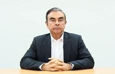 Cựu CEO Nissan: 'Vợ tôi không biết về kế hoạch bỏ trốn'