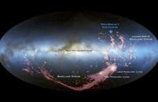 Phát hiện hàng ngàn 'vật thể lạ' từ thiên hà khác bao vây chúng ta