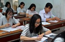 Thay đổi trong tổ chức chấm thi THPT quốc gia 2020