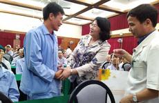 100 người nhận được quà Tết bất ngờ từ Phó Chủ tịch nước