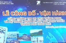 Châu Đốc hướng tới thành phố du lịch thông minh