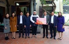 Hà Nội: Trợ cấp cho đoàn viên đặc biệt khó khăn