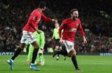 'Người hùng' Juan Mata đưa Man United vượt vòng 3 FA Cup