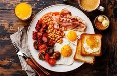 Mỗi tuần 1-2 lần ăn sáng kiểu này, đủ mập lên khó hiểu