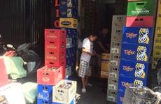 Bia Tết bắt đầu hạ giá