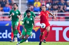 VCK giải U23 châu Á 2020: Thái Lan dừng chân tại tứ kết
