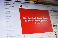 Dân nhậu lập nhóm đưa nhau về trên mạng xã hội