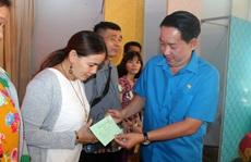 Hàng ngàn tấm vé nghĩa tình đưa công nhân về quê đón Tết