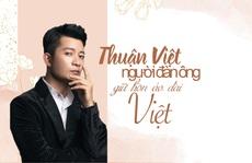 [eMagazine] - Thuận Việt: Người đàn ông giữ hồn áo dài Việt
