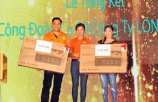 Công ty TNHH Long Rich: Tiếp sức con công nhân khó khăn