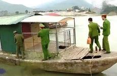 Triệt phá ổ bạc lớn trên sông, bắt 27 đối tượng, thu 1,5 tỉ đồng