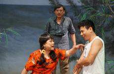 Nghệ sĩ Ái Như chăm chút cho 'Tình yêu trời đánh'