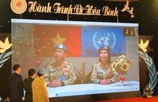 'Hành trình vì hòa bình' - bảo vệ Tổ quốc từ sớm, từ xa