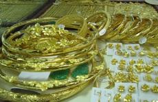 Nghỉ Tết, giá vàng tăng cao khi nhà đầu tư lo ngại virus corona